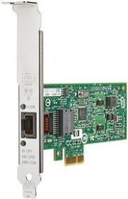 HP NC112T, 1x 1000Base-T, PCIe x1 (503746-B21)