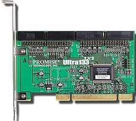 Promise Ultra133 TX2 retail, PCI