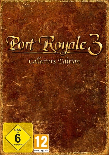 Port Royale 3 - Collector's Edition (deutsch) (PC)