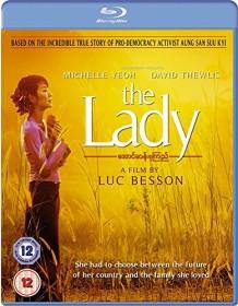 The Lady (Blu-ray) (UK)