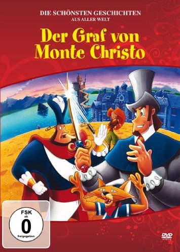 Der Graf von Monte Christo (animation) -- via Amazon Partnerprogramm
