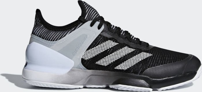 sale retailer 2c00c 76f29 adidas adizero Ubersonic 2.0 Clay core blackftwr white (men) (CM7746)