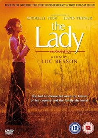 The Lady (DVD) (UK)