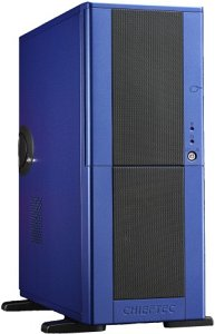 Chieftec CX-01 Midi-Tower (various colours, without power supply)
