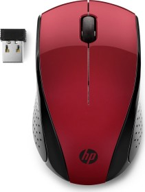 HP wireless Mouse 220 red, USB (7KX10AA)