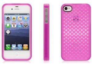 Griffin iClear Air für Apple iPhone rosa (GB03171)