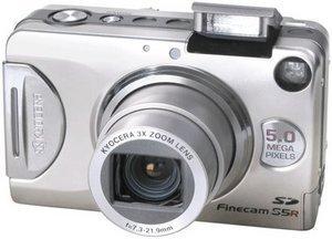 Kyocera Finecam S5R (various Bundles)