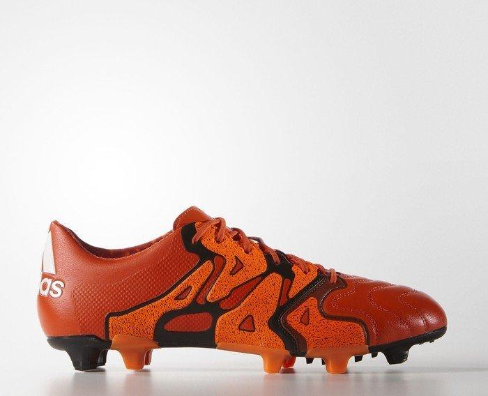 f668e1bf3 adidas X15.1 FG/AG solar orange/core black/bold orange (men) (B26980 ...
