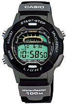 Casio Sports Timer W-729H (Sportuhr)