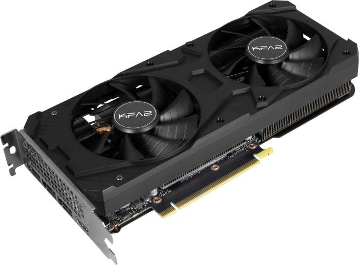 KFA² GeForce RTX 3060 (1-Click OC), 12GB GDDR6, HDMI, 3x DP (36NOL7MD1VOK)