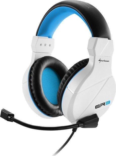 Sharkoon Rush ER3 weiß/blau