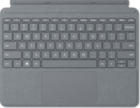 Microsoft Surface Go signature Type Cover, platinum grey, Commercial, US international (KCT-00007)