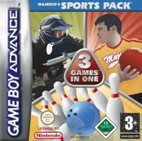 3 in 1 - Majesco's Sportspack (GBA)