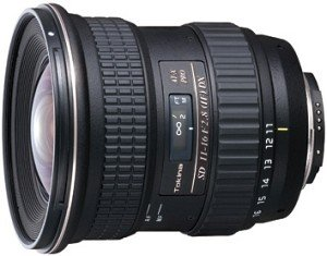 Tokina AT-X Pro 11-16mm 2.8 DX for Sony A black