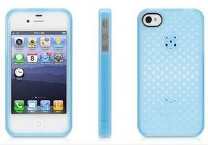Griffin iClear Air für Apple iPhone blau (GB03170)