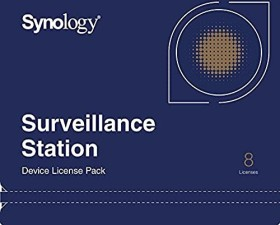 Synology Camera Licence Pack, 8 User (englisch) (PC)