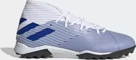 adidas Nemeziz 19.3 TF cloud white/team royal blue/core black (Herren) (EG7228)