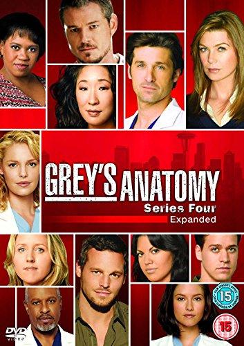 Grey's Anatomy Season 4 (UK) -- via Amazon Partnerprogramm