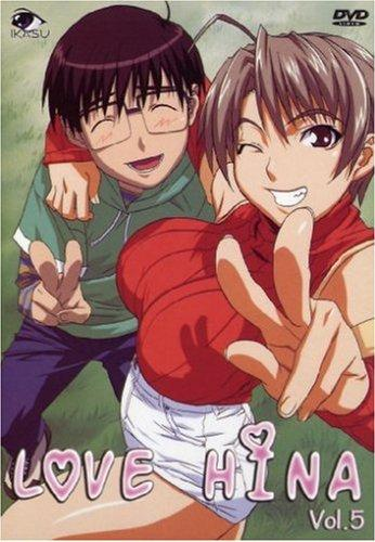 Love Hina Vol. 5 (Folgen 17-20) -- via Amazon Partnerprogramm