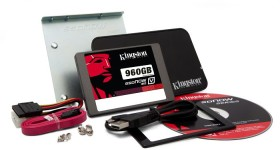 Kingston SSDNow V310 - Desktop/Notebook Upgrade Kit 960GB, SATA (SV310S3B7A/960G)