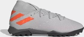 adidas Nemeziz 19.3 TF grey two/solar orange/chalk white (Herren) (EF8291)