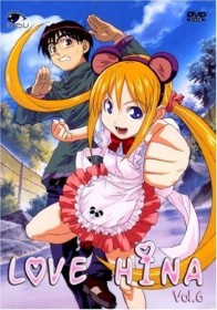 Love Hina Vol. 6 (Folgen 21-24)