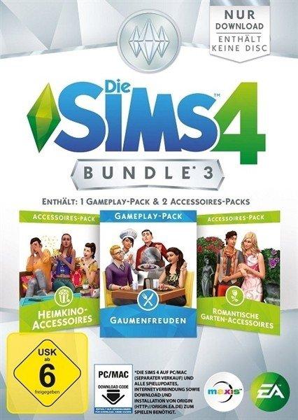 Die Sims 4: Bundle Pack 3 (Download) (Add-on) (PC)