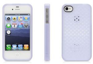Griffin iClear Air für Apple iPhone 4 weiß (GB03167)