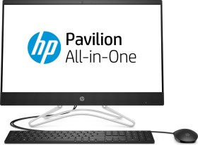 HP All-in-One 24-f0027ng Jet Black (8XH65EA#ABD)