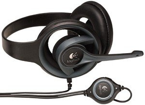 Logitech Digital Precision Gaming Headset USB (981-000041) --