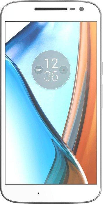 Motorola Moto G4 Dual-SIM 16GB weiß