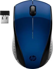 HP wireless Mouse 220 blue, USB (7KX11AA)