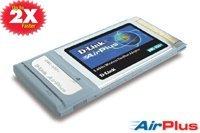 D-Link AirPlus DWL-650+, 22Mbps, Cardbus