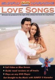 Karaoke: Favourite Love Songs (DVD)