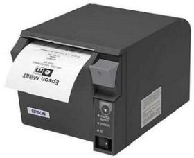 Epson TM-T70, seriell, schwarz (C31C637012)