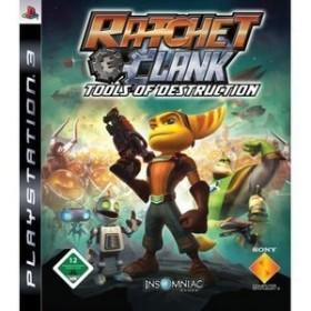 Ratchet & Clank - Tools of Destruction (PS3)
