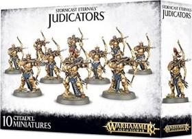 Games Workshop Warhammer Age of Sigmar - Stormcast Eternals - Judicators (99120218013)