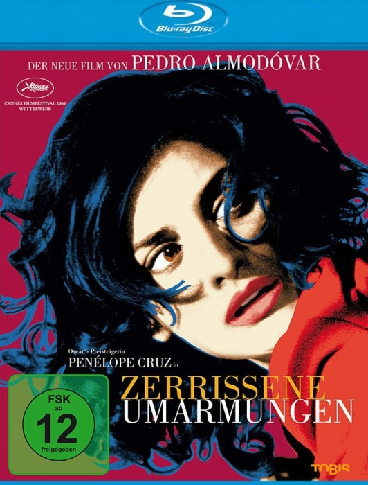 Zerrissene Umarmungen (Blu-ray) -- via Amazon Partnerprogramm