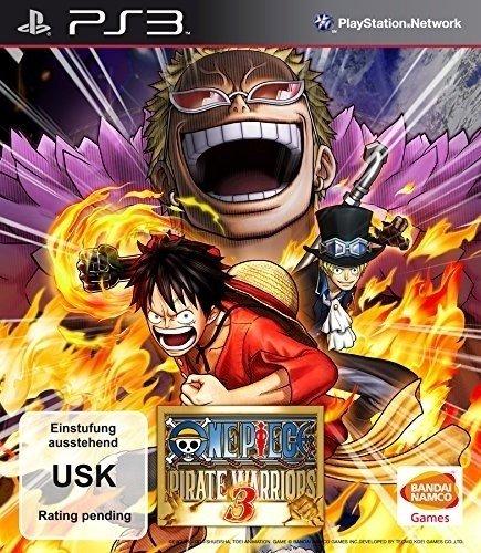 One Piece: Pirate Warriors 3 (englisch) (PS3)