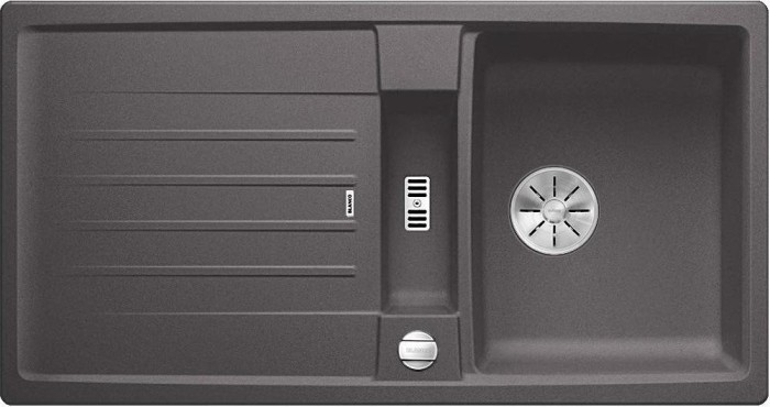Blanco Lexa 5 S InFino felsgrau (524921)