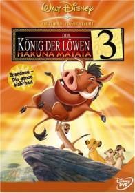 Der König der Löwen 3 (DVD)