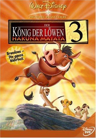 Der König der Löwen 3 -- via Amazon Partnerprogramm