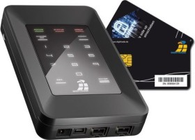 Digittrade HS128 High Security 1TB, USB 2.0 Micro-B/FireWire 400/800