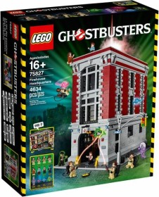 LEGO Ghostbusters - Firehouse Headquarters (75827)