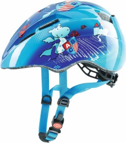 UVEX Kid 2 kids helmet castle