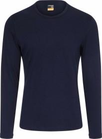 Icebreaker Merino 200 Oasis Crewe Shirt langarm midnight navy (Herren) (104365-401)