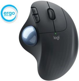 Logitech Ergo M575 Wireless Trackball for Business, Logi Bolt, graphite, USB/Bluetooth (910-006221)