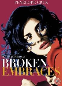 Broken Embraces (DVD) (UK)