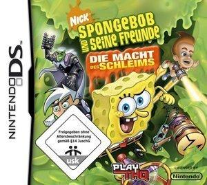 SpongeBob und seine Freunde: Globs Of Doom (englisch) (DS)