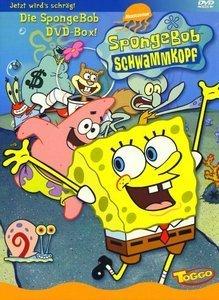 SpongeBob Schwammkopf Box Set 1